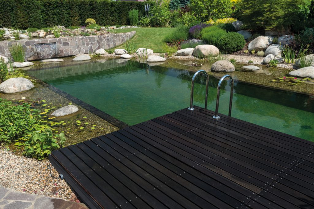 Schwimmteichbau Garten und Landschaftsbau Berlin Brandenburg - Gartengestaltung in Ihrer Nähe